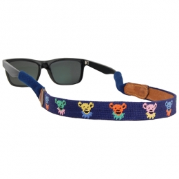 95ff9a189bb Dancing Bears Needlepoint Sunglass Strap