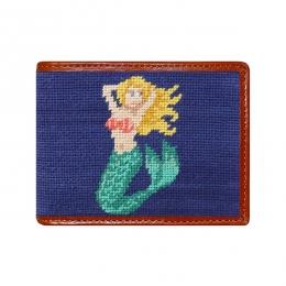 Mermaid Needlepoint Belt | Smathers & Branson