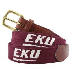 University of Kentucky Leatherette Luggage Tag-Brown